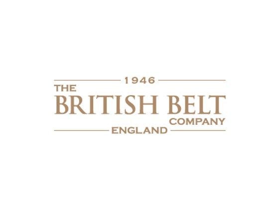 The British Belt Company Promo Code