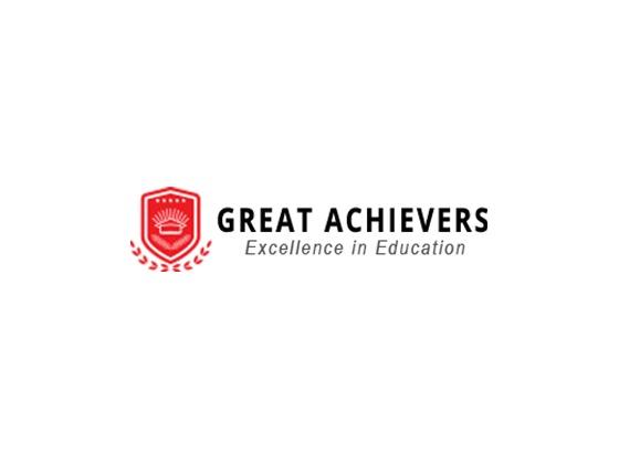 Great Achievers Voucher Code