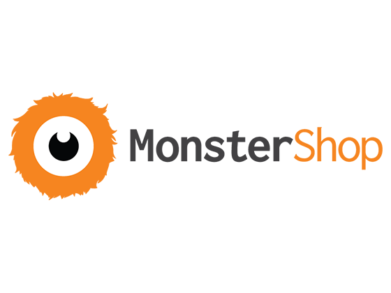 Monster Shop Voucher Code