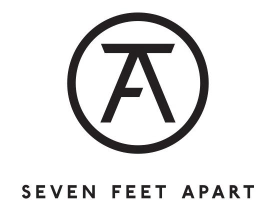Seven Feet Apart Discount Code