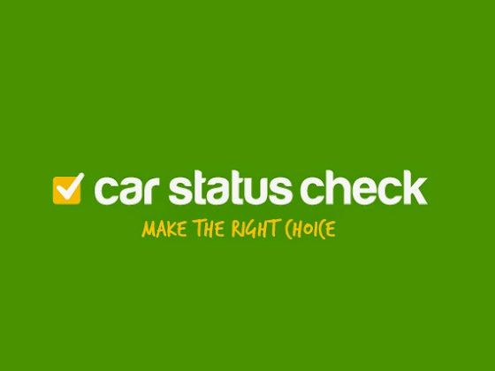 Car Status Check Discount Code