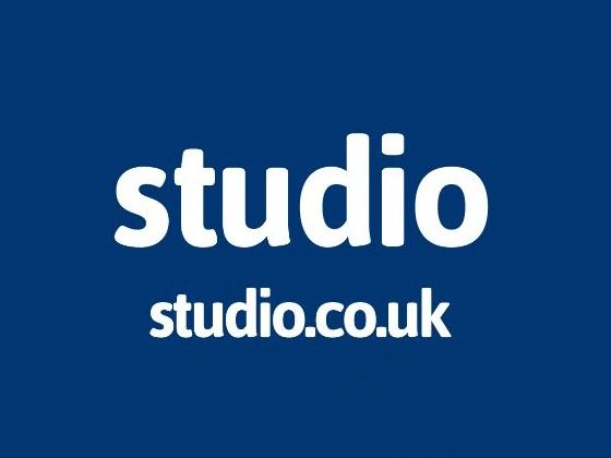 Studio Discount Code