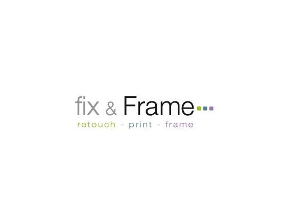 Fix & Frame Voucher Code