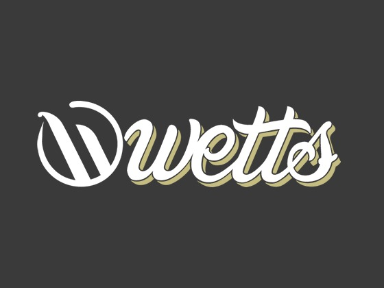 Wetts Discount Code