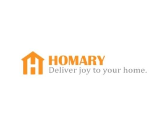 Homary Discount Code