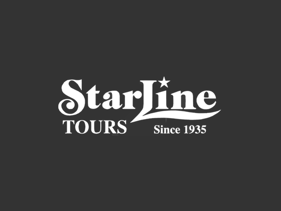 Starline Tours Discount Code