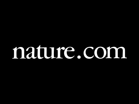 Nature.com Discount Code