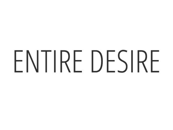 Entire Desire Discount Code