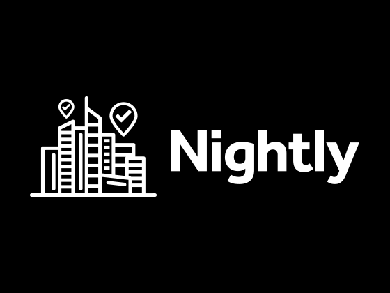 Nightly Travel Discount Code