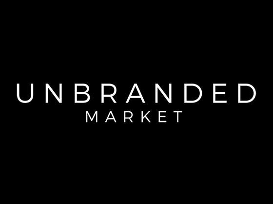 Unbranded Market Discount Code