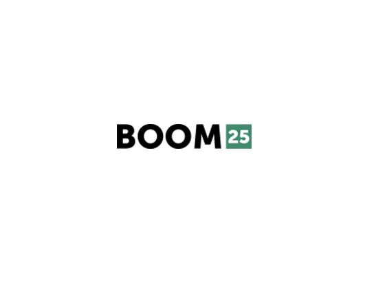 Boom25 Discount Code