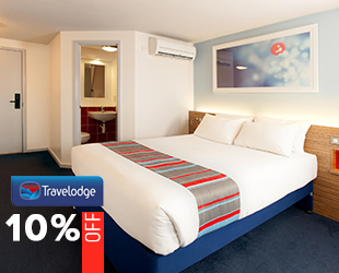 travelodge 10% Off