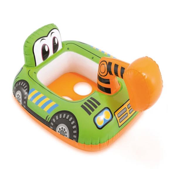Intex Inflatable Swimming Pool Float Kids Floatation - Excavator