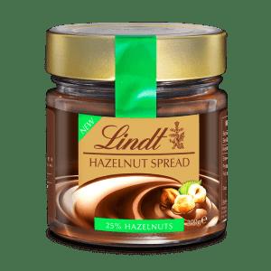 Lindt Chocolate Hazelnut Spread