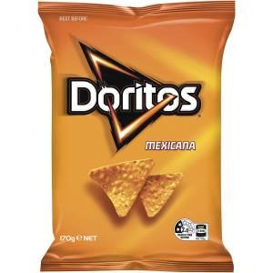 Doritos Mexicana Corn Chips 170g