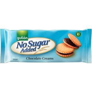 Gullon No Sugar Added Chocolate Cream Biscuits 250g