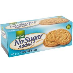 Gullon No Sugar Added Oat Biscuits 410g