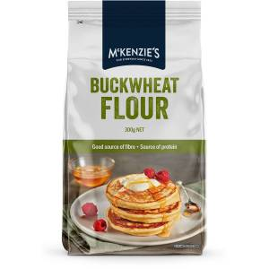 Mckenzies Buckwheat Flour 300g