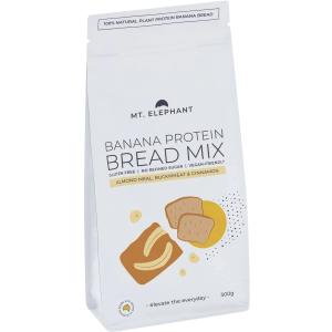 Mt Elephant Protein Banana Bread Mix Gluten Free 300g