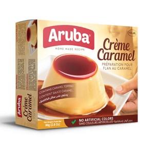 Aruba Creme Caramel Krem Karamel Powder Mix Halal