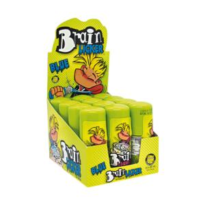 Brain Licker Sour Rolling Candy Liquid 60ml X 12 Units - USA