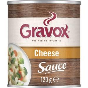 Gravox Cheese Sauce Mix Powder 120g