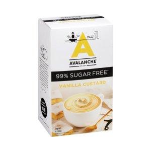 Sugar Free Vanilla Custard