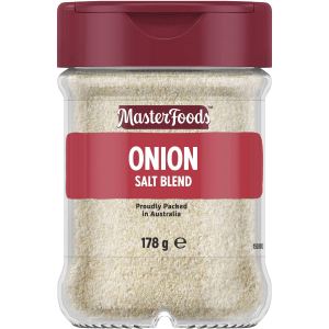 Masterfoods Onion Salt Blend Seasoning 178g