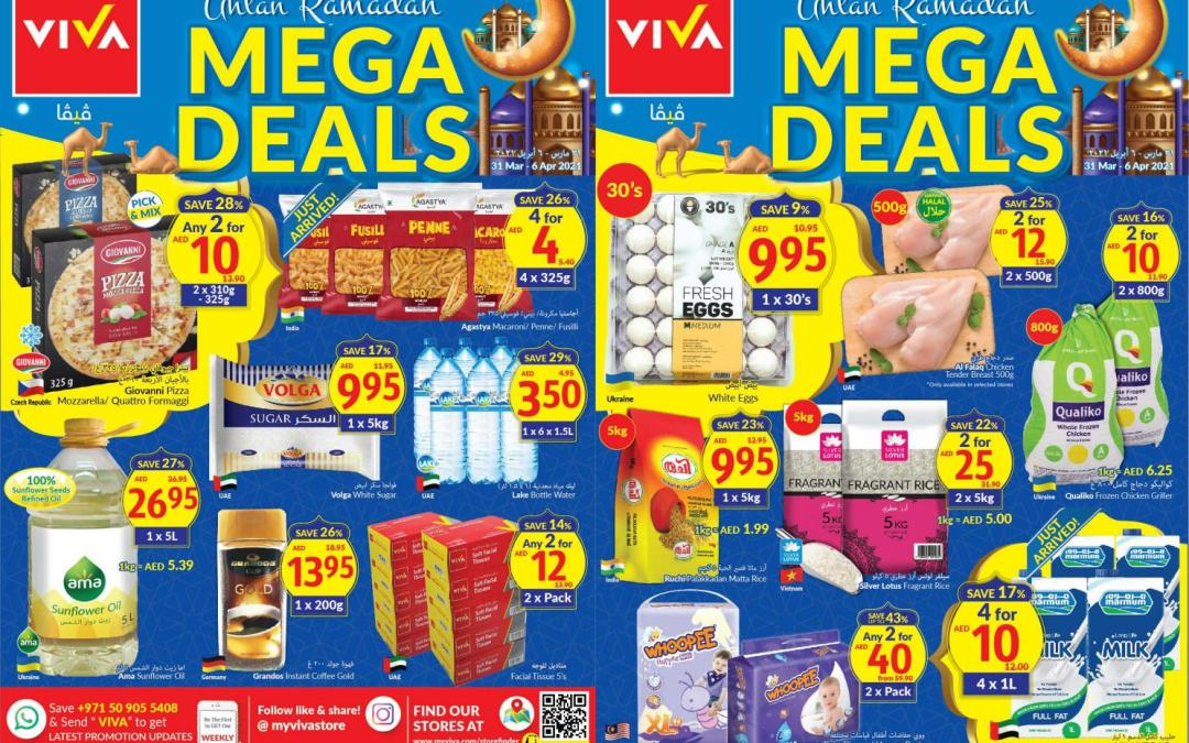 VIVA RAMADAN MEGA DEALS OFFERS