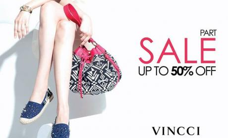 Vincci Part Sale 2021 Upto 50% Off