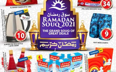 Grand Mini Mall Ramadan Offers 2021- vol 2 Catalog