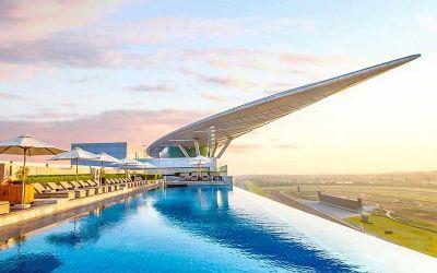 Eid special Staycation offer at MEYDAN HOTEL