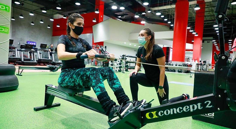 Vaccinated Dubai residents avails Free gym access