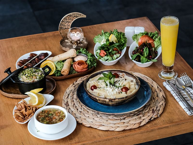 ILA Restaurant & Cafe Iftar Offer