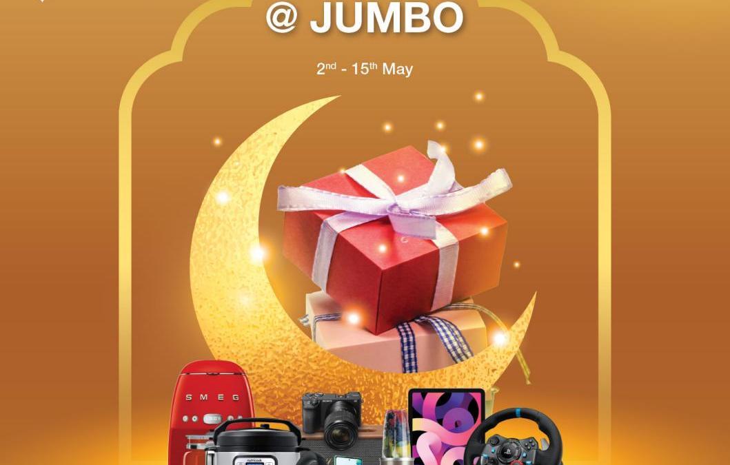 Jumbo Electronics EID Gifts Deals
