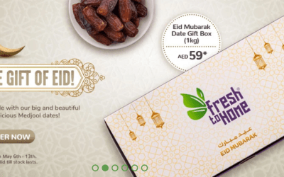 Share the gift of EID with Freshtohome