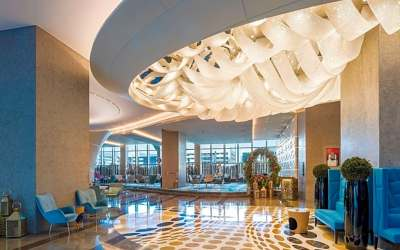 Sofitel Dubai Downtown Hotel EID STAYCATION DEAL