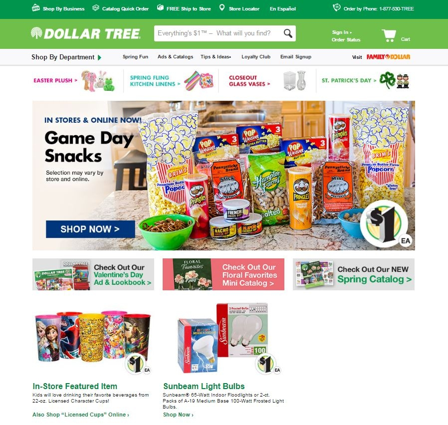 How To Save Money At Dollar Tree Stores