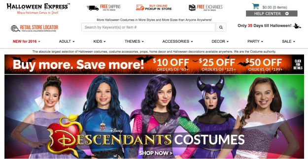 Getting the Best Deal on Kids Halloween Costumes: Comparing 7 ...