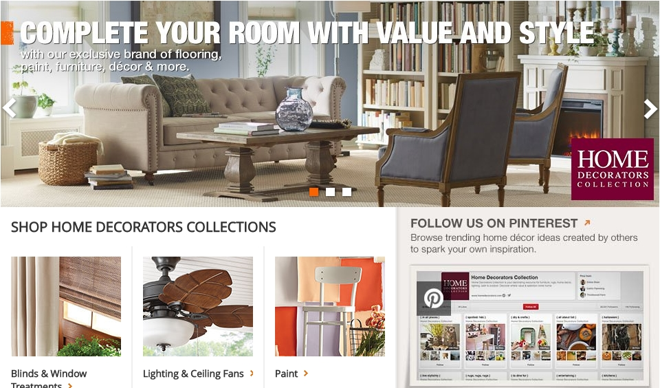 How to Coupon at Home Decorators Collection