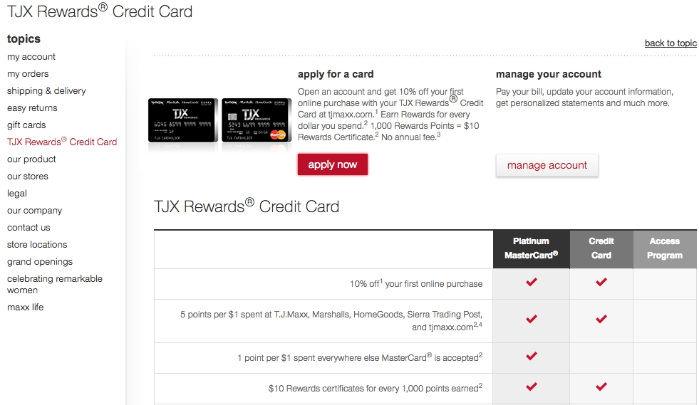 The Definitive Guide to Couponing at TJ Maxx