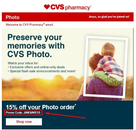 75 Off CVS Coupon Code  CVS 2018 Promo Codes  Dealspotr