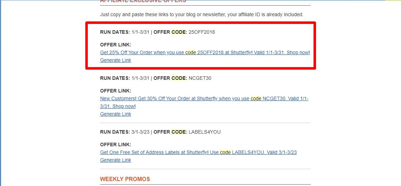 tinyprints promotion code recent