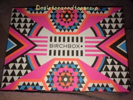 Birchbox Box July 2015