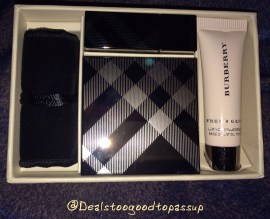 Burberry Mini Beauty Box 8