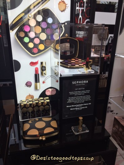 Sephora Collection Disney Minnie Beauty