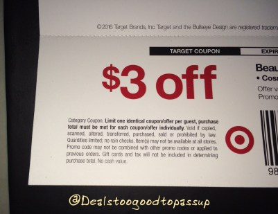Target Beauty Box April 2016 4