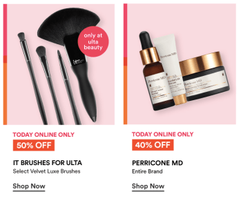 Ulta Platinum Perks 2020 May