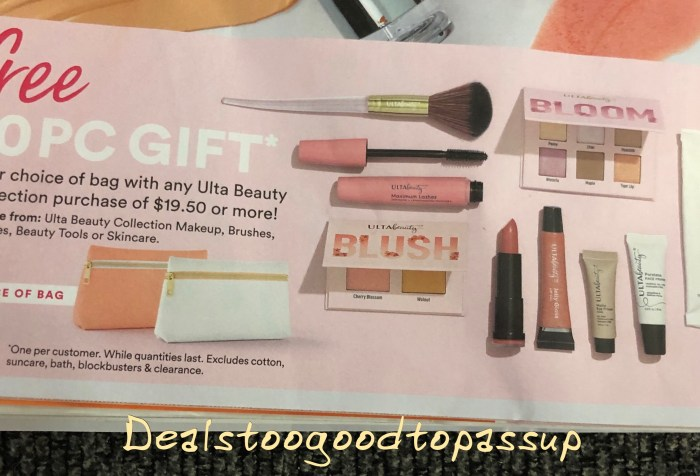 Ulta Beauty Collection Bag Offers 2020 Deals Too Good to Pass Up