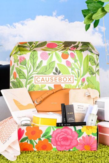 Causebox Spring 2020 Subscription Box